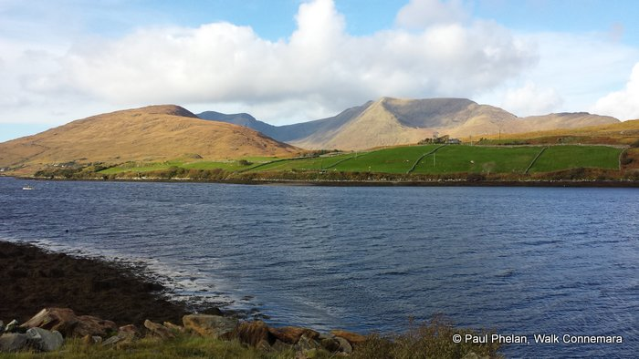 Wild Atlantic Way: Guided Walk along the Killary Harbour
