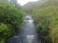 Polladirk river at Kylemore