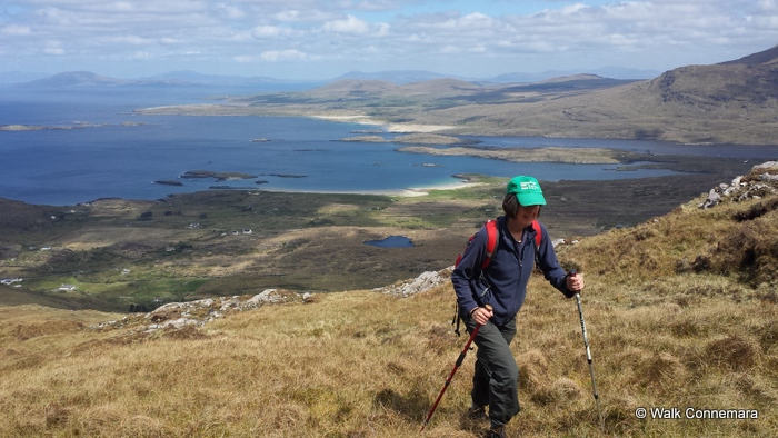 Private customised walks and hikes from Walk Connemara